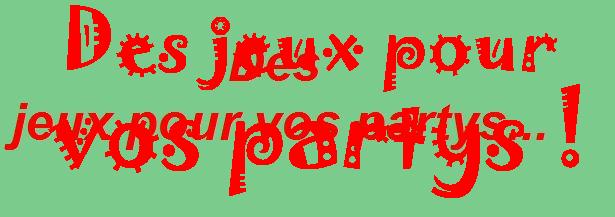 Des Jeux Pour Vos Partys De Noel Partys De Bureau Ou Tout Autre Evenement